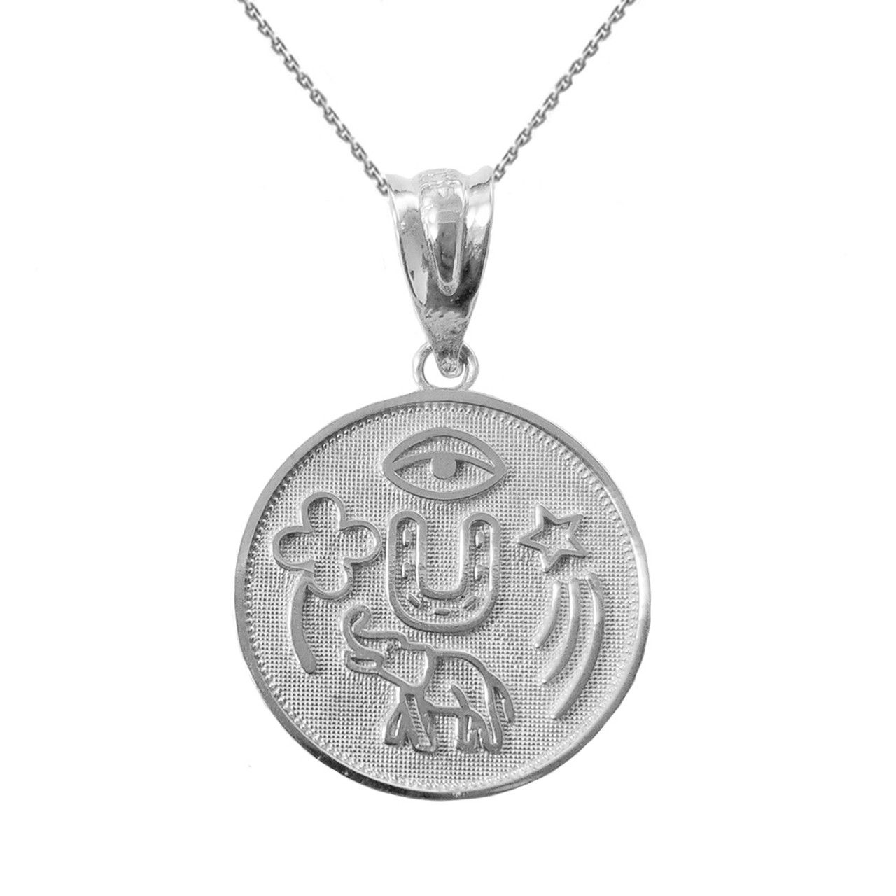 pendant amulets long hamsa gifts good charm luck necklace for lucky