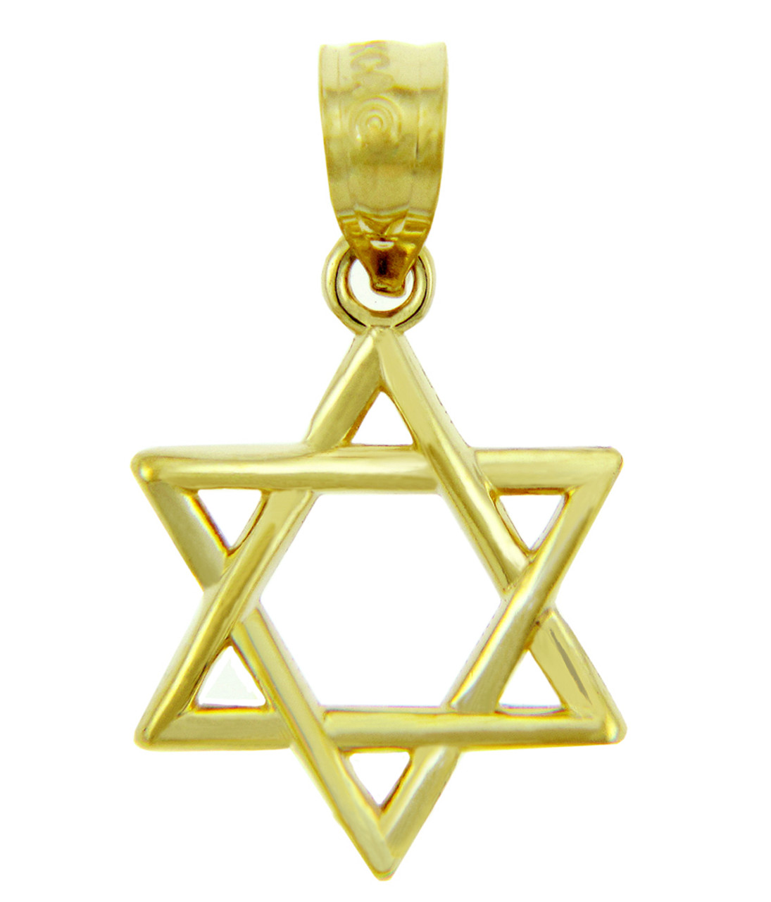 alef image pendant product star of magen designs david necklace products