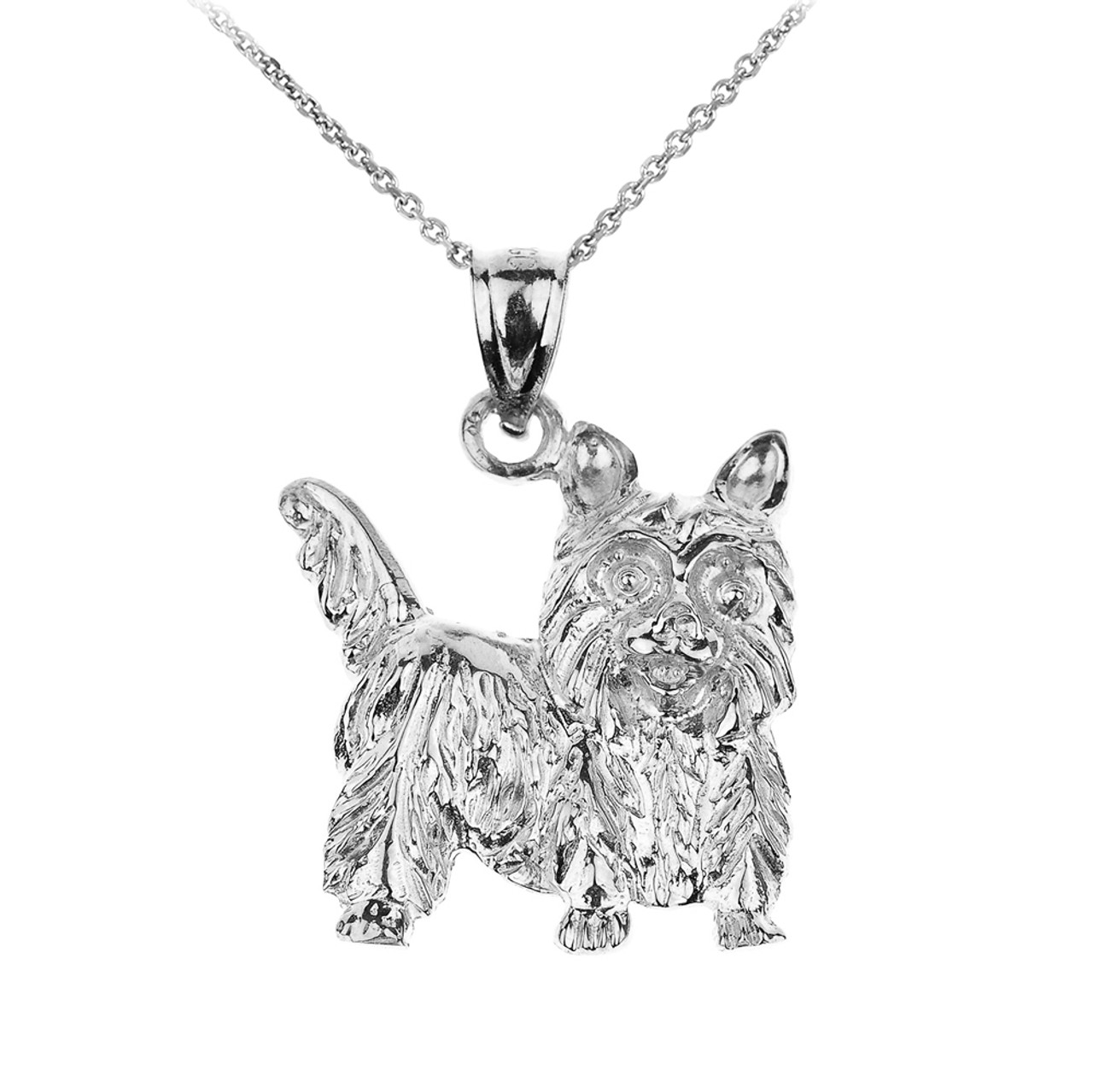 products velden green van bibi pendant necklace rhino der img animal