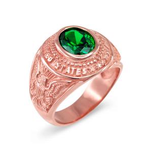 may (emerald green)
