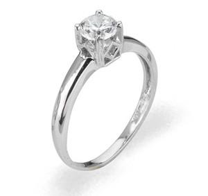 Ladies Cubic Zirconia Ring - The Nayeli Diamento