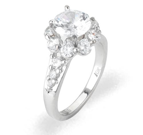 Ladies Cubic Zirconia - The Maiya Diamento