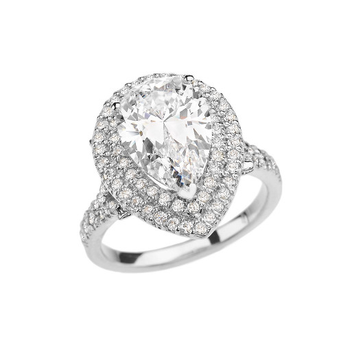 ring gold diamond yellow product classic ct stone princess three il fullxfull engagement zirconia cubic