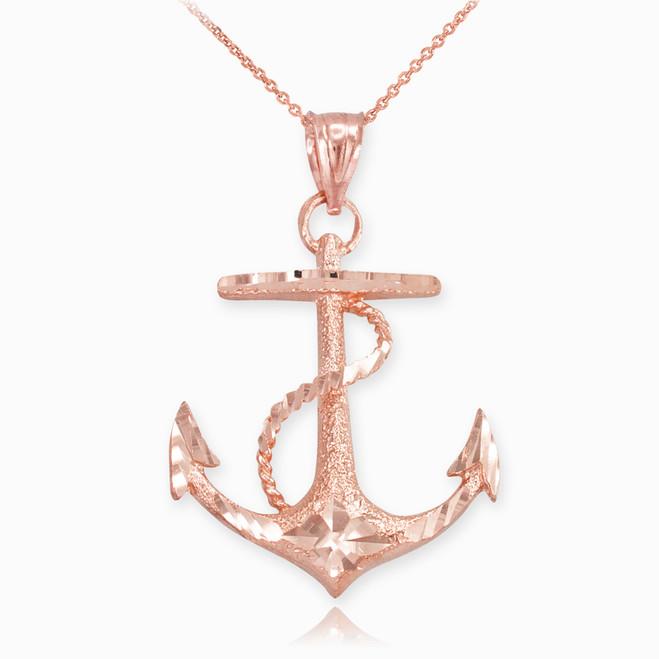 Anchor Pendants Gold Anchor Pendants Silver Anchor Pendants