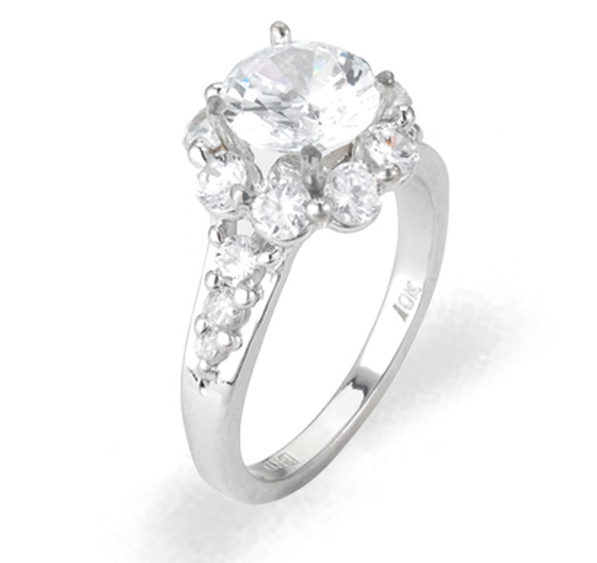 Ladies Cubic Zirconia - The Maiya Diamento