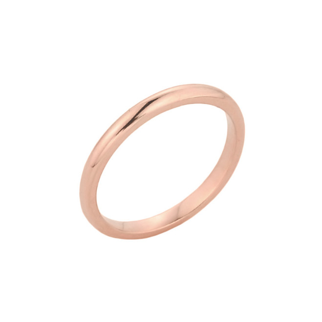Rose Gold Knuckle Ring