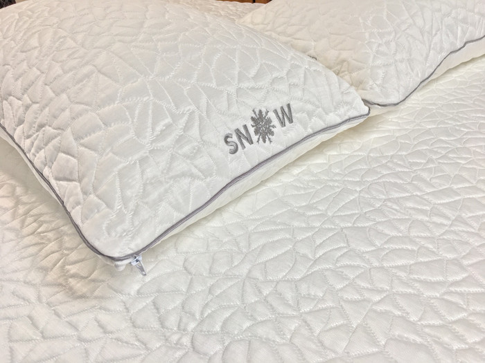 Snow Cooling Gel & Memory Foam