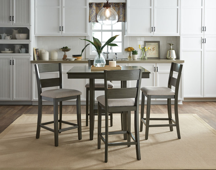 Loft 5 Piece Pub Dining Set