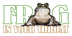 Frog In Your Throat