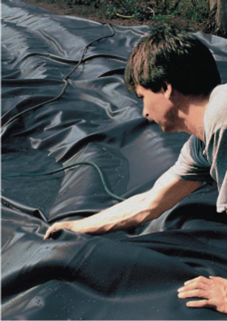 Oase Alfafol 0.5mm PVC Pond Liner 2 x 3m