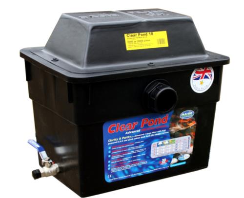 Clearpond 18 Pond Filter System