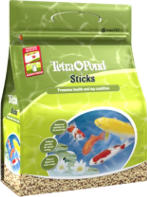 Tetra Pond Floating Food Sticks 4 litre