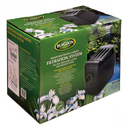 Blagdon Minipond Filter 4500 Pond Filter