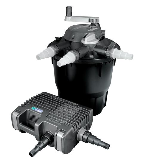 Hozelock Bioforce Revolution 9000 + Aquaforce Kit