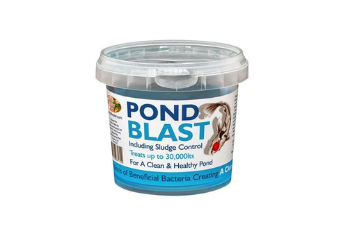World Of Water Pond Blast