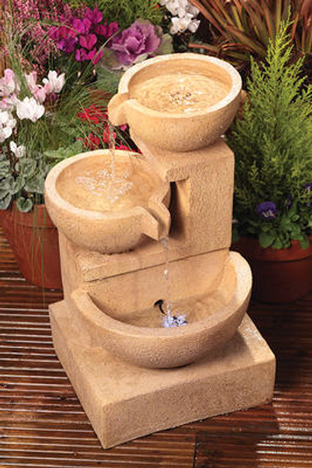Liberty Cotswold Cascading Bowls Water Feature
