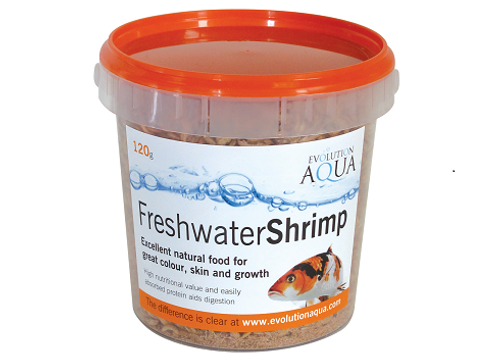 Evolution Aqua Freshwater Shrimp 120g
