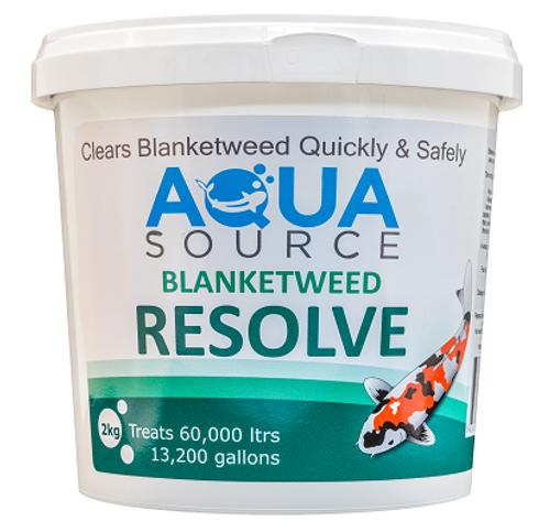 Aqua Source Blanketweed Resolve 2kg