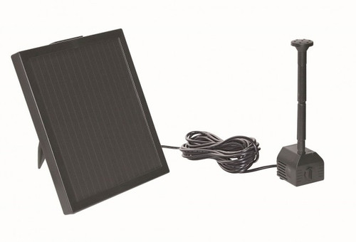 Pontec Pondo Solar 150 Fountain Pump Set