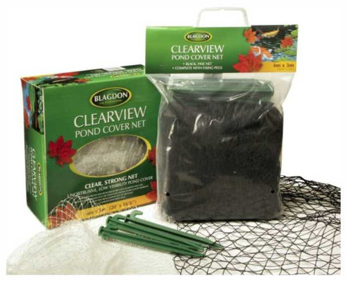 Blagdon Clearview 6m x 3m Pond Cover Net Kit