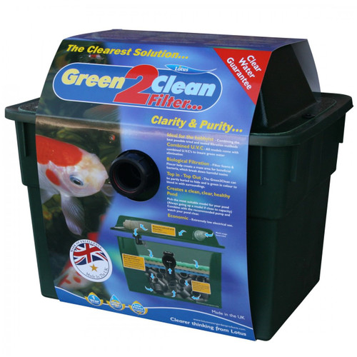 Lotus Green2Clean 6000 Pond Filter