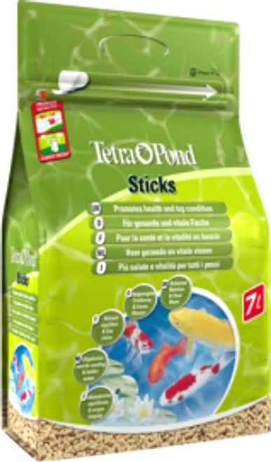 Tetra Pond Floating Food Sticks 7 litre