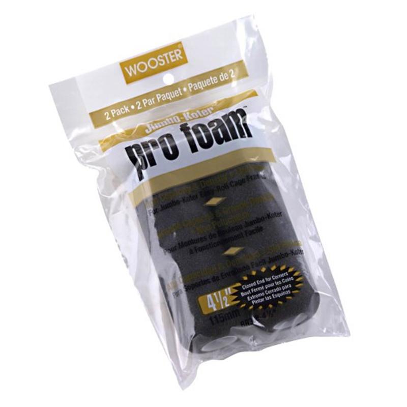 Wooster Pro Foam Jumbo Koter Mini Roller