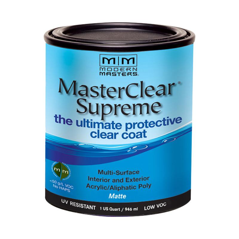 Master Clear Supreme Matte