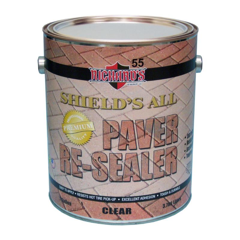 Richard's Paver Re-Sealer