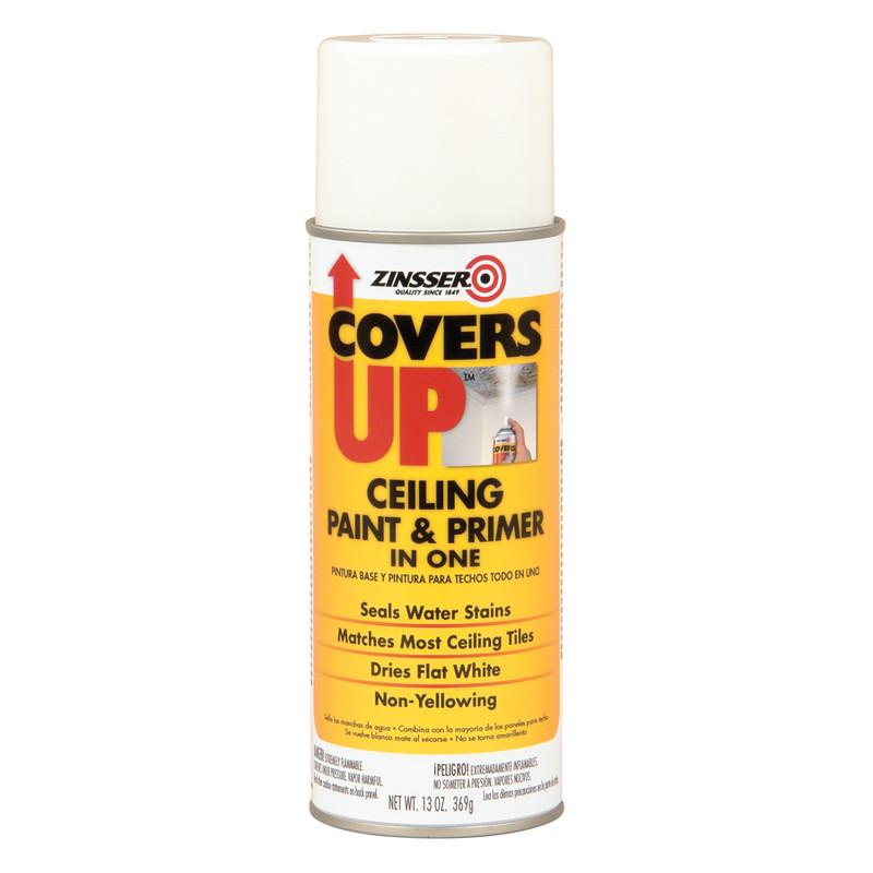 Zinsser Covers Up Primer