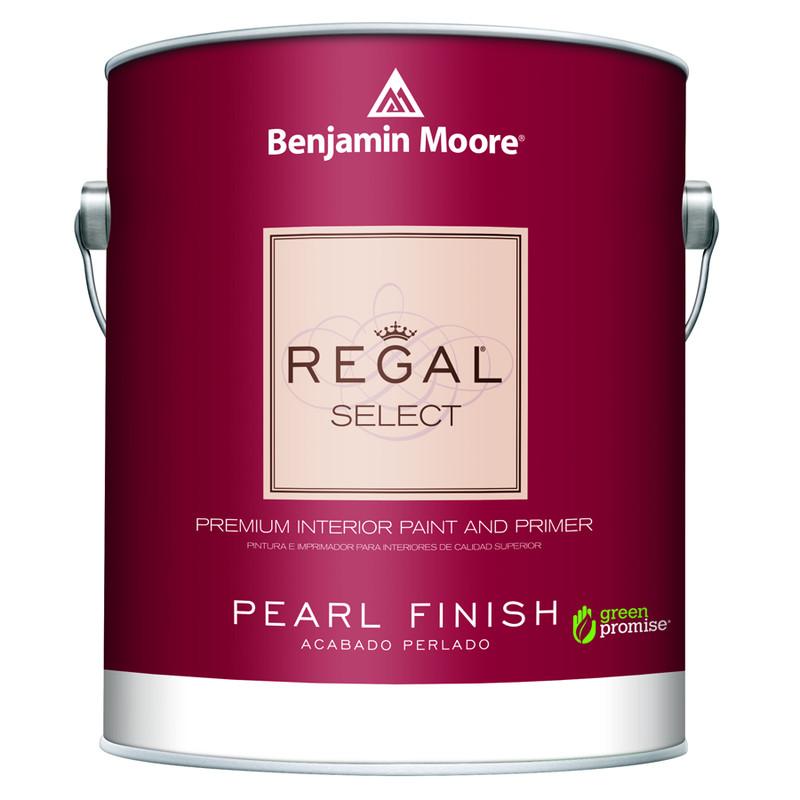 Benjamin Moore Regal Select Pearl