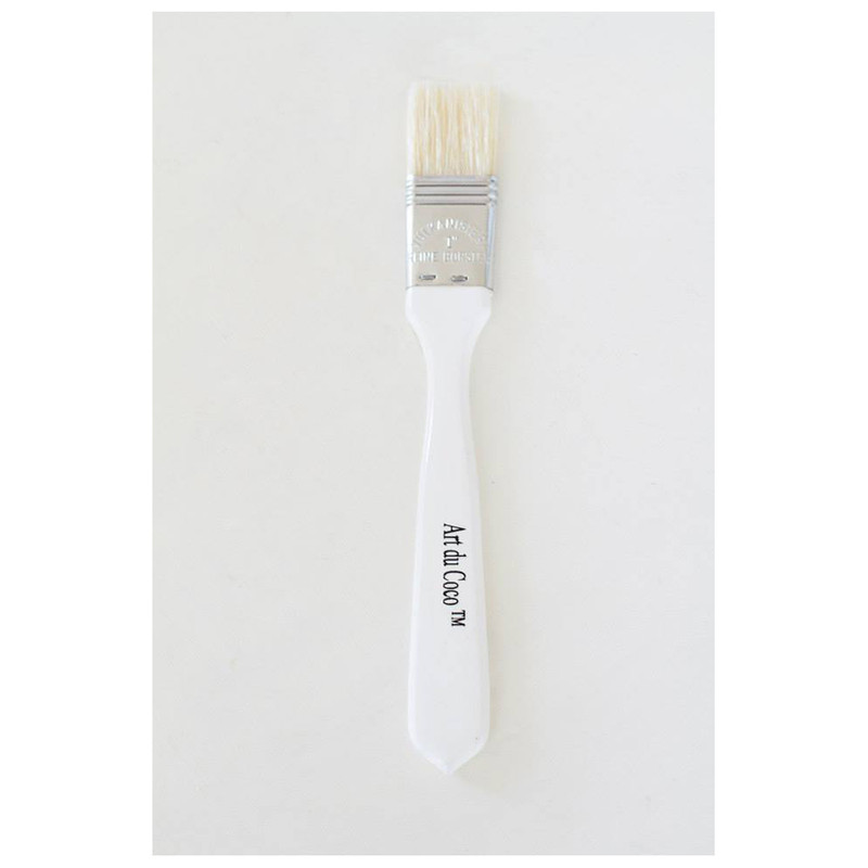 "Art du Coco 1"" Flat Brush"