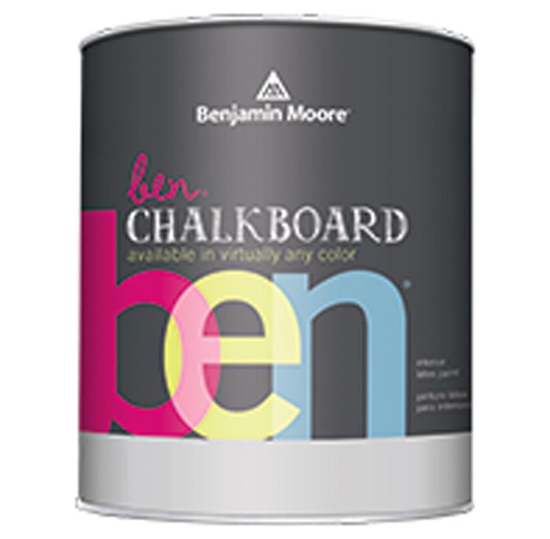Benjamin Moore Chalkboard Paint 308