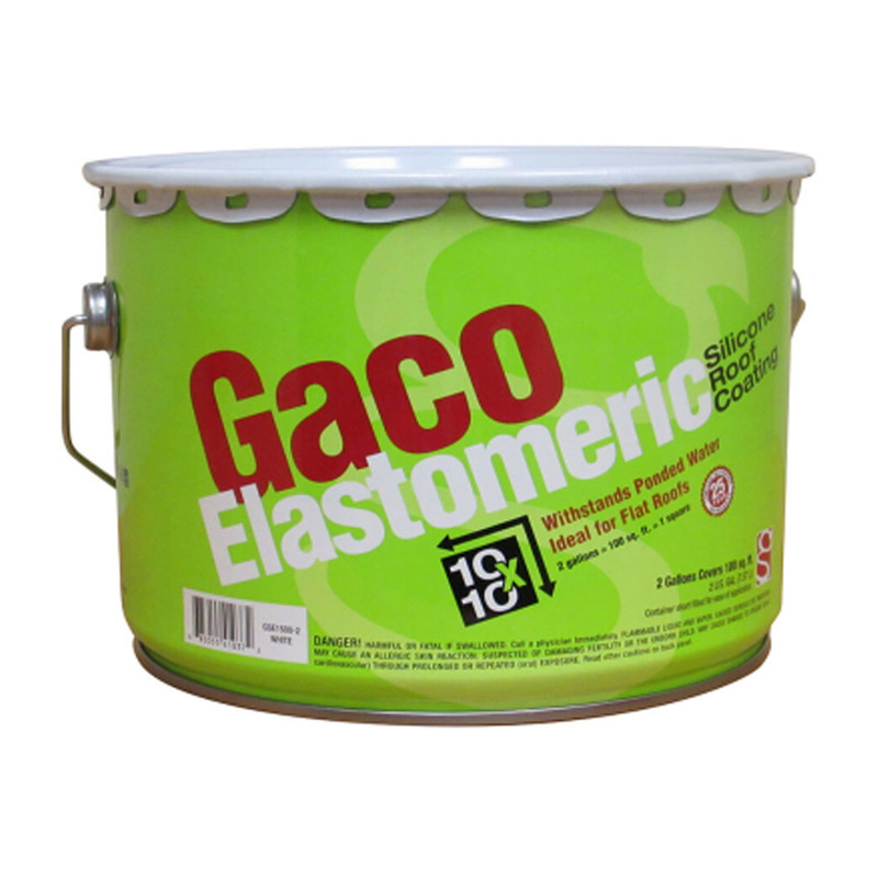 Gaco Roof 100% Silicone Roof Coating - Southern Paint &