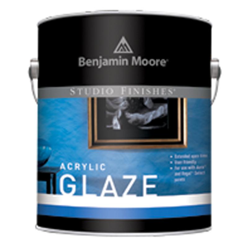 Ben Moore Acrylic Glaze