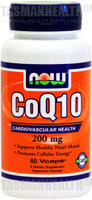 NOW Foods CoQ10 200mg