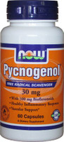 NOW Foods Pycnogenol 30mg
