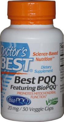 Doctor's Best PQQ 20mg