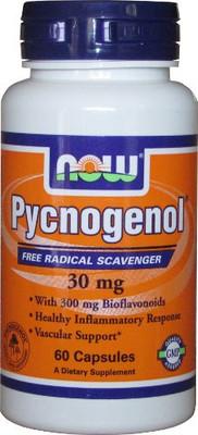 NOW Foods Pycnogenol 30mg