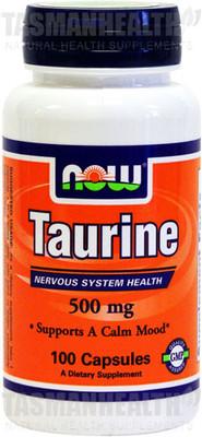 NOW Foods Taurine 500mg