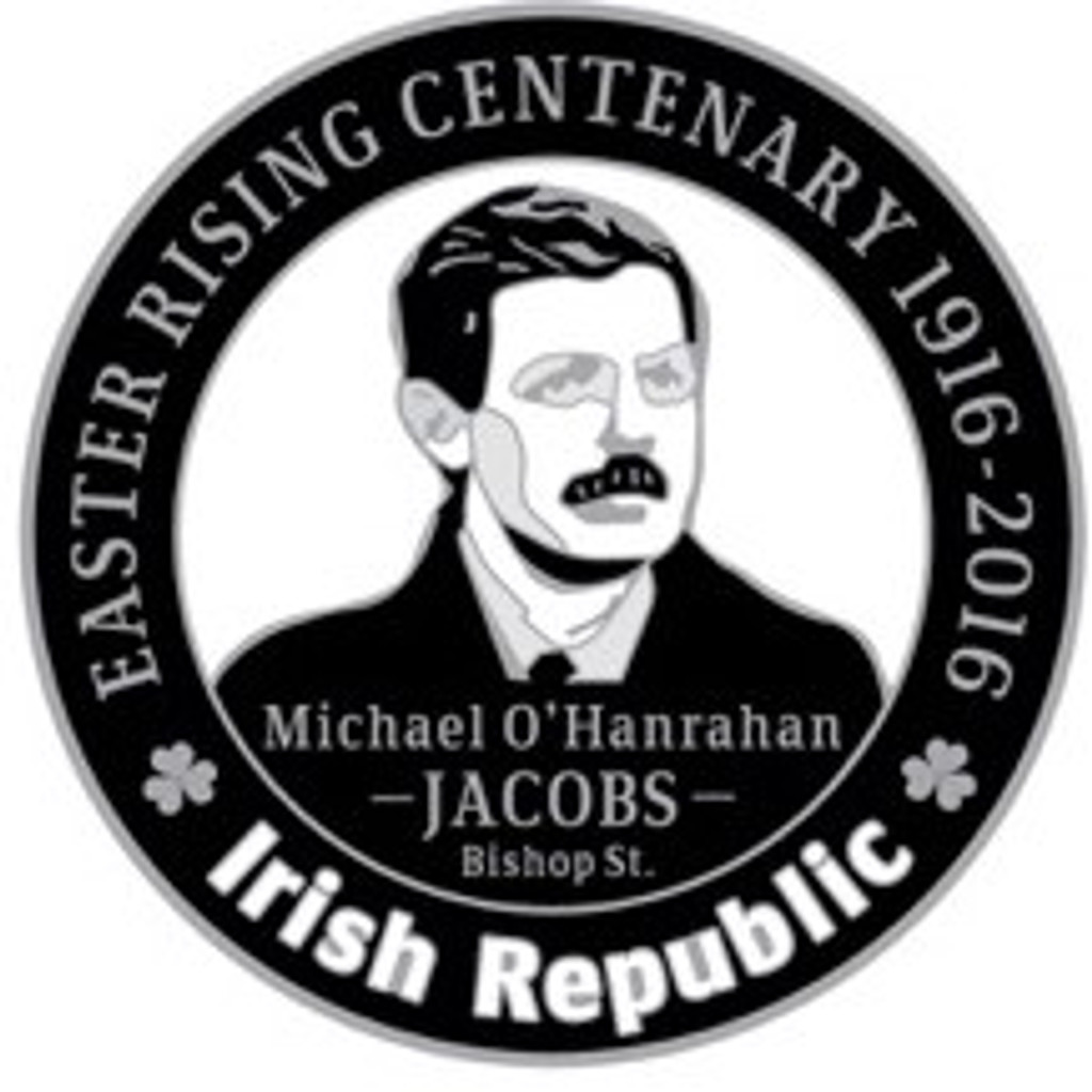 Michael O'Hanrahan 916 Centenary Badge