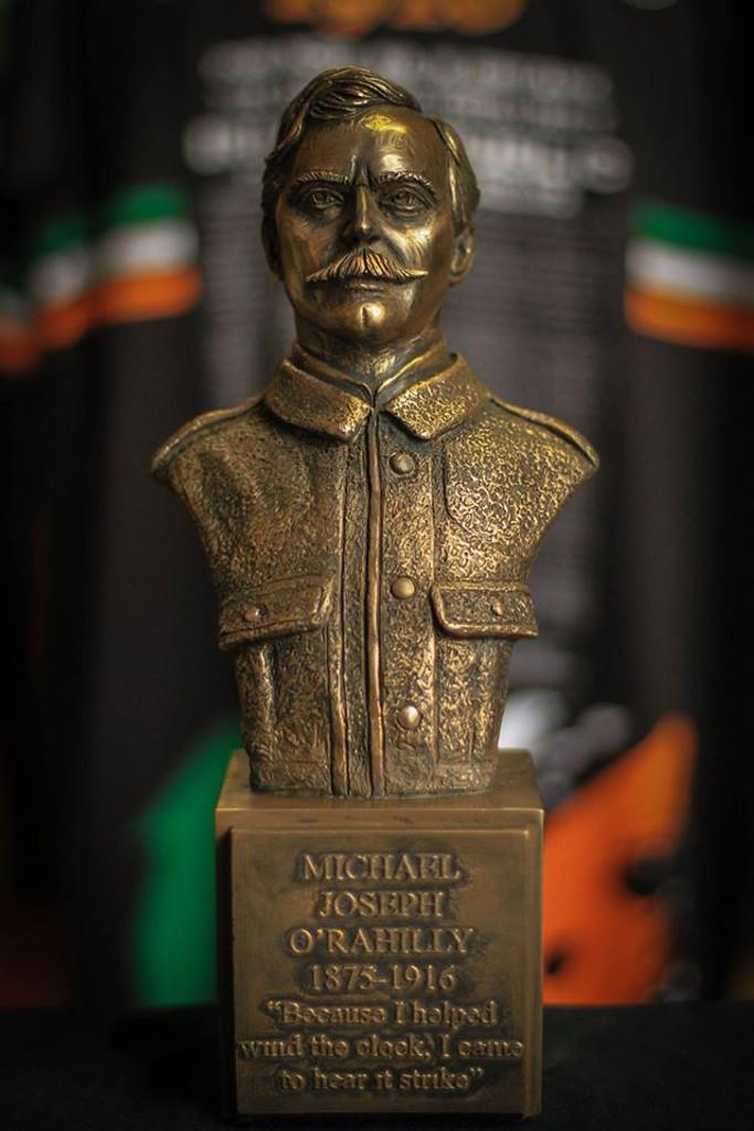 Michael Joseph O'Rahilly Bronzed Bust