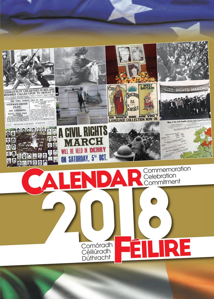 2018 Republican Calendar
