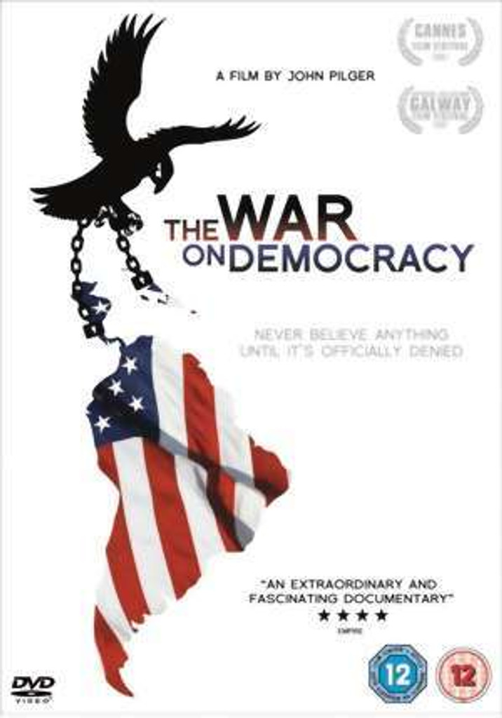 The War on Democracy DVD