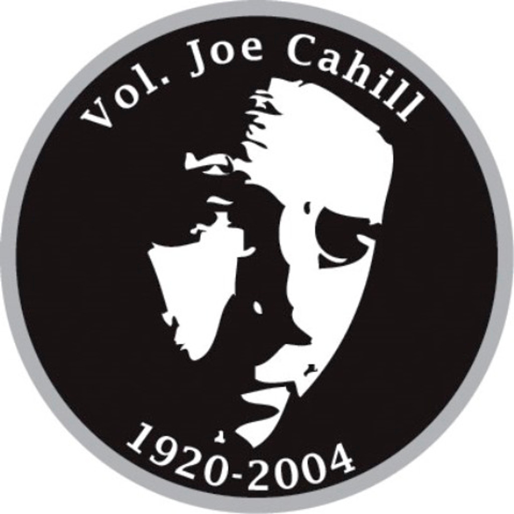VOL Joe Cahill Badge