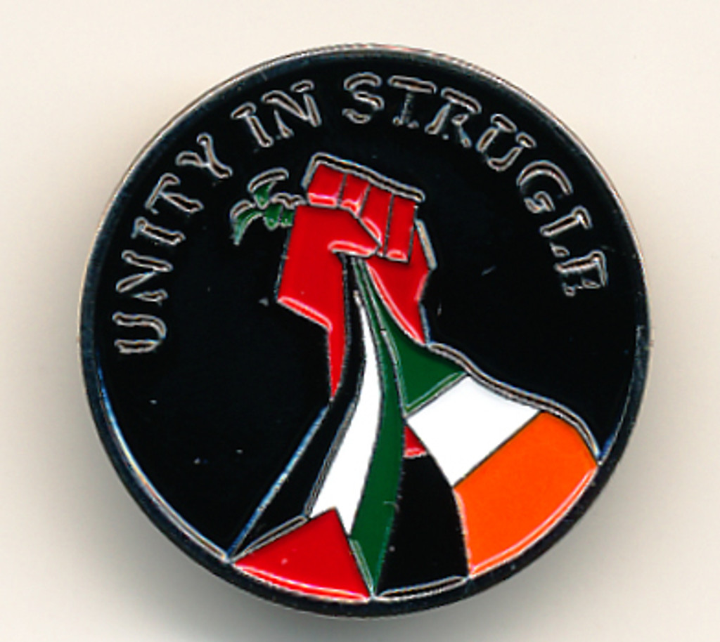 Unity In Struggle Badge (New)