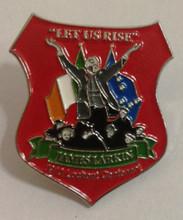 Jim Larkin 1913 Centenary Badge