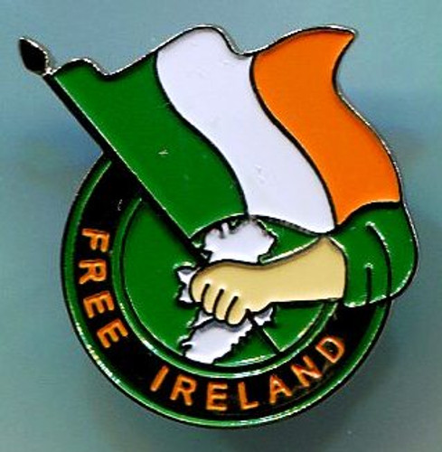 Free Ireland Badge