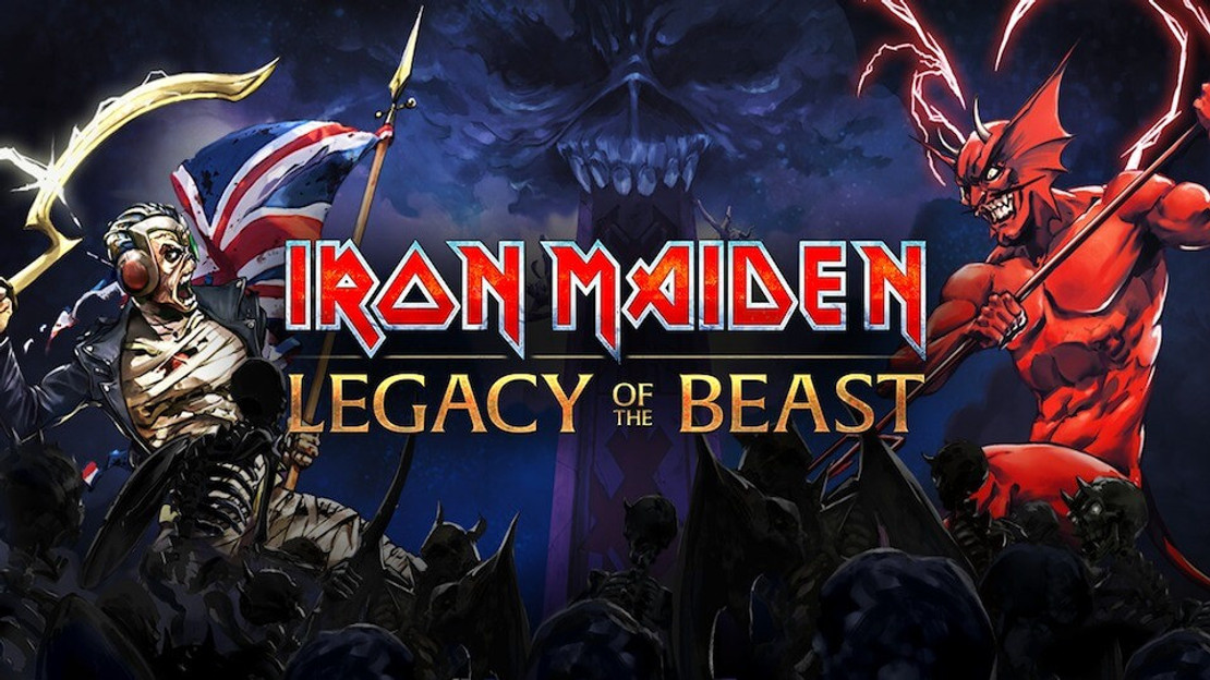 ​Iron Maiden Tour 'Legacy of the Beast' Coming to North America in 2019