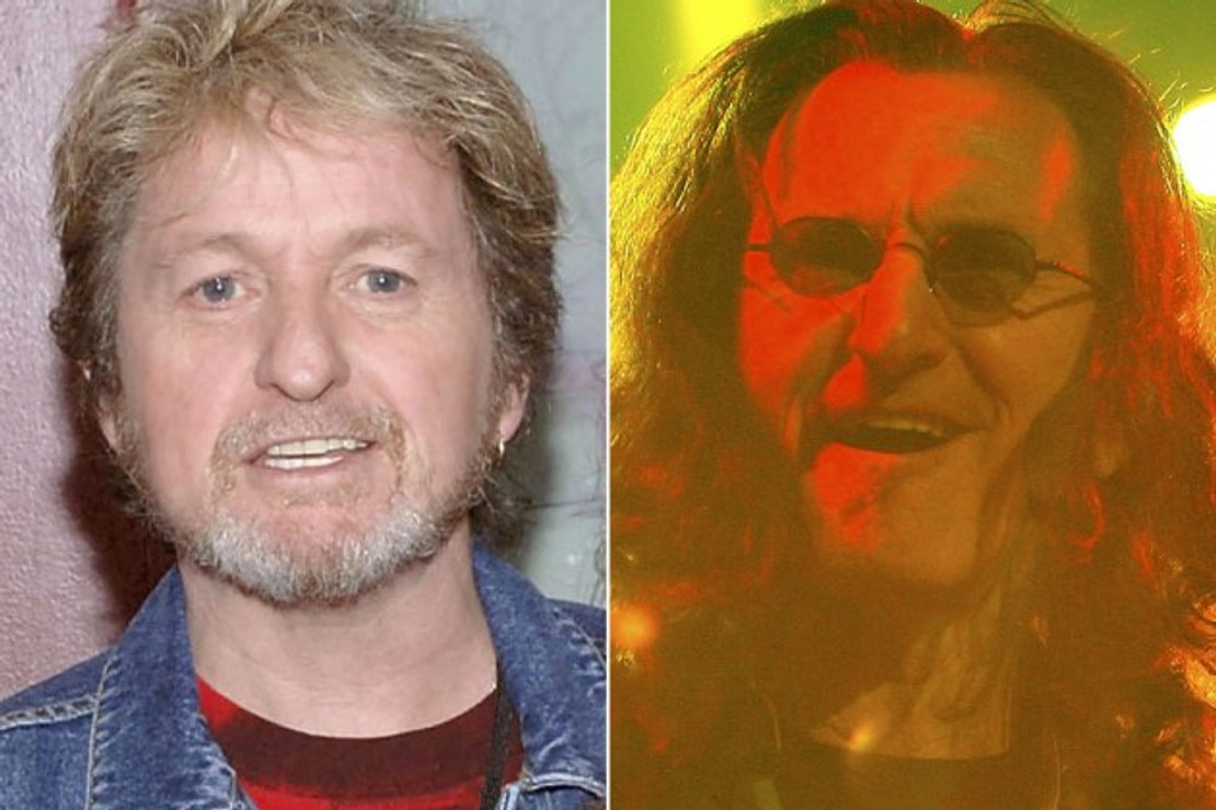 JON ANDERSON & GEDDY LEE TO PERFORM WITH YES AT ROCK & ROLL HALL OF FAME